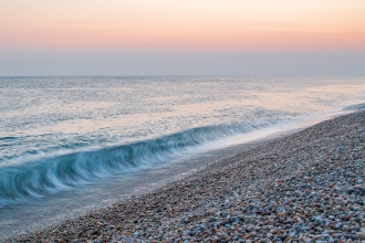 Chesil Beach by Marc Kativu Smith