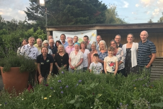 The 2019 winners of the Wildlife Friendly Gardening competition © Sally Welbourn