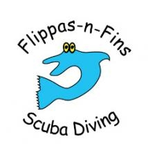 Flippas-n-fins scuba diving